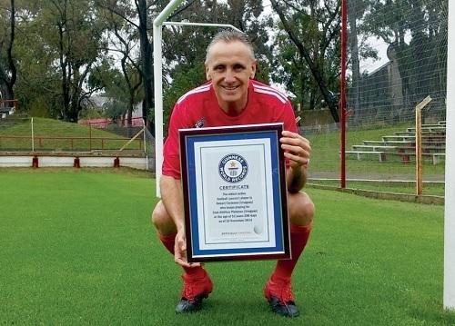 現役最年長サッカー選手ロベルト...