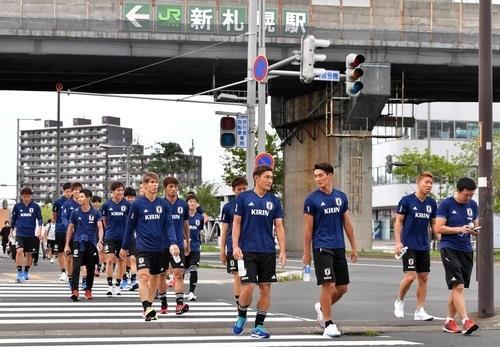 日本代表札幌散策01.jpg