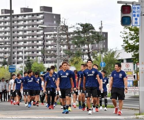 日本代表札幌散策03.jpg