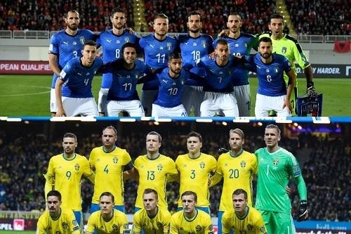 イタリア代表とスウェーデン代表.jpg