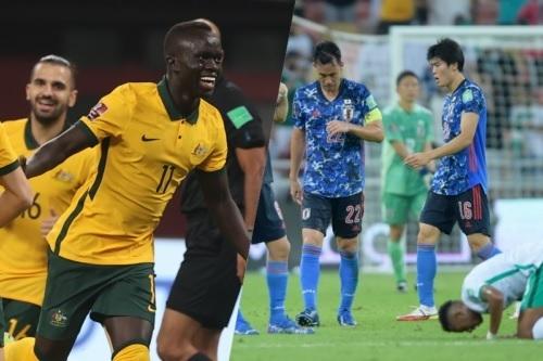 オーストラリアと日本代表.jpg