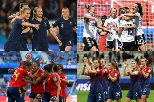 ドイツフランスノルウェースペイン女子W杯.jpg