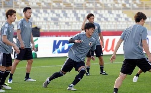 北川日本代表アジア杯練習.jpg