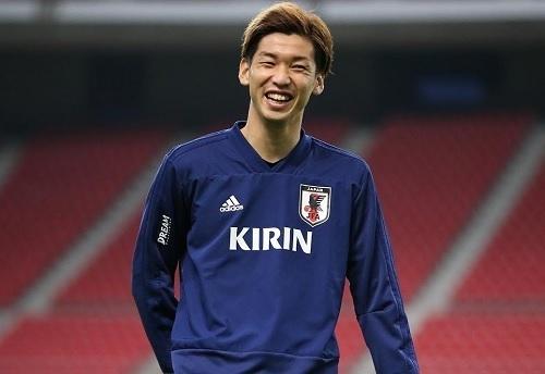 大迫日本代表練習笑顔.jpg