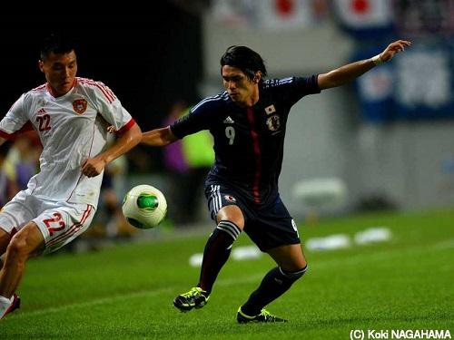 工藤壮人東アジア杯2013中国戦.jpg