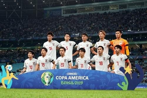 日本代表南米選手権第2節試合前.jpg