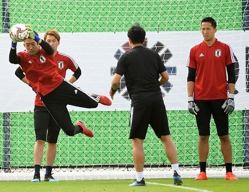 日本代表GKアジア杯練習.jpg