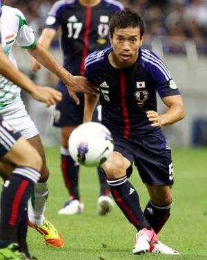 長友W杯アジア最終予選イラク戦201203.jpg