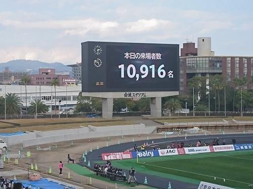鹿児島ユナイテッド2018最終戦観客数.jpg