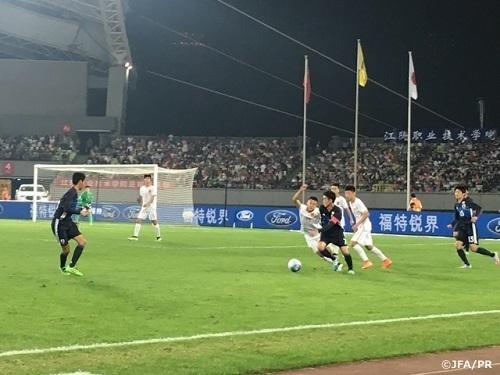 U16日本代表2016-01.jpg