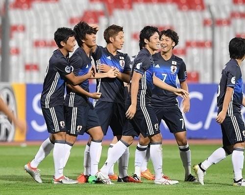 U19日本代表イエメン戦勝利02.jpg