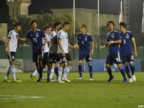 U21日本ウズベキスタン戦2018ドバイ杯.jpg